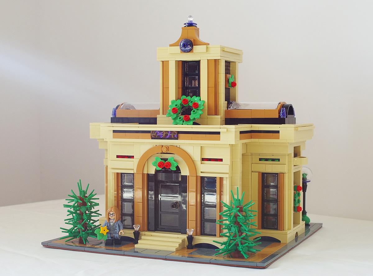 Concurs Santa's Gifts – Creatia 7: Casa decorata de Craciun