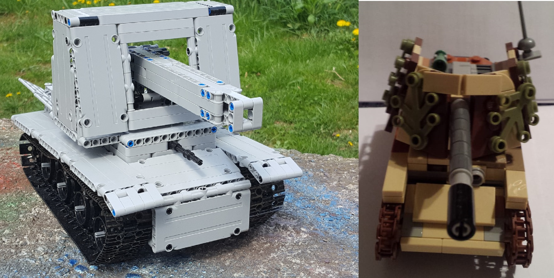 Concurs Who's Your Brick Brother – COMBO 1: Marder III ausf H