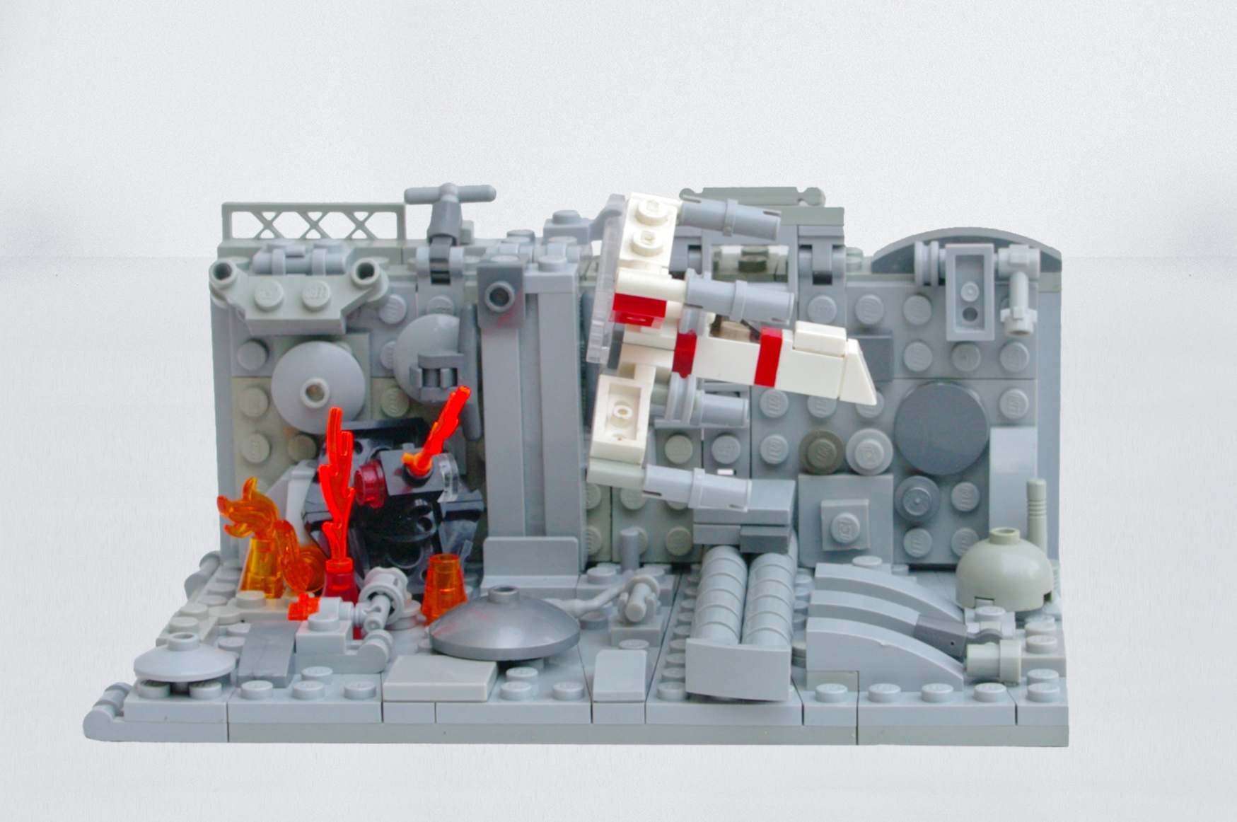 Concurs Microscale Movie Scenes – Creatia 5: Trench Run
