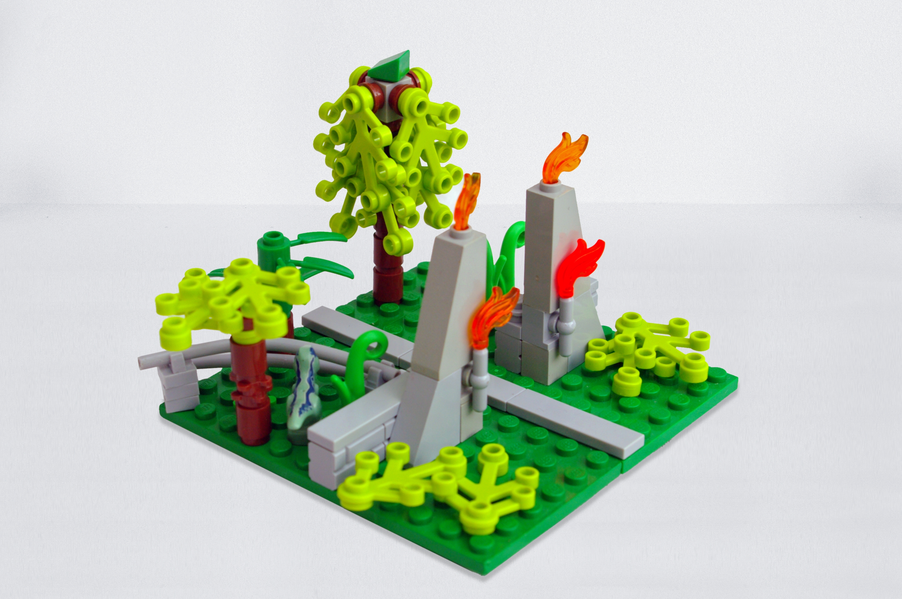 Concurs Microscale Movie Scenes – Creatia 2: Welcome to Jurassic Park!