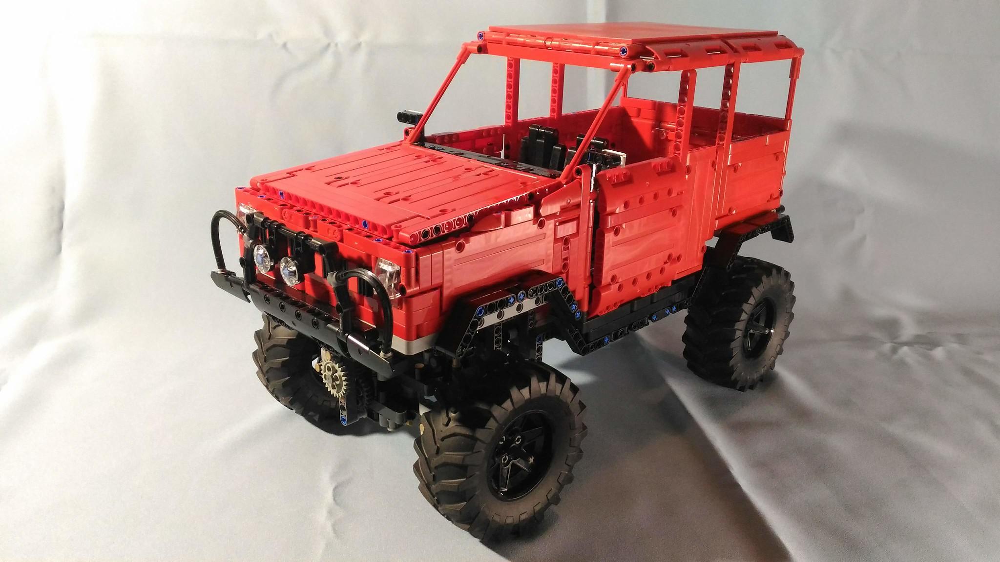 Jeep Comanche by braker23