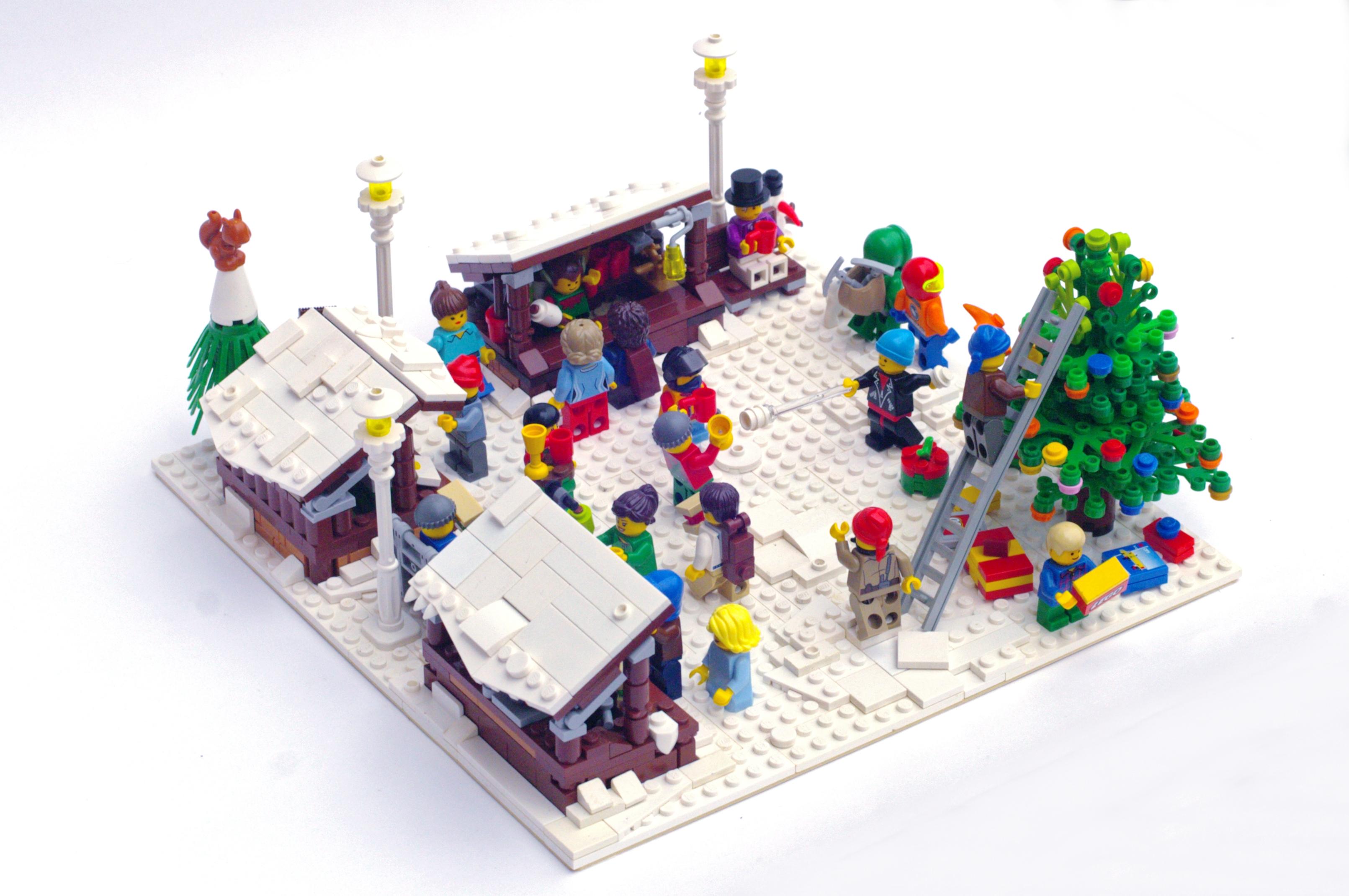 Concurs Winter Brickland – Creatia 7: Christmas Fair