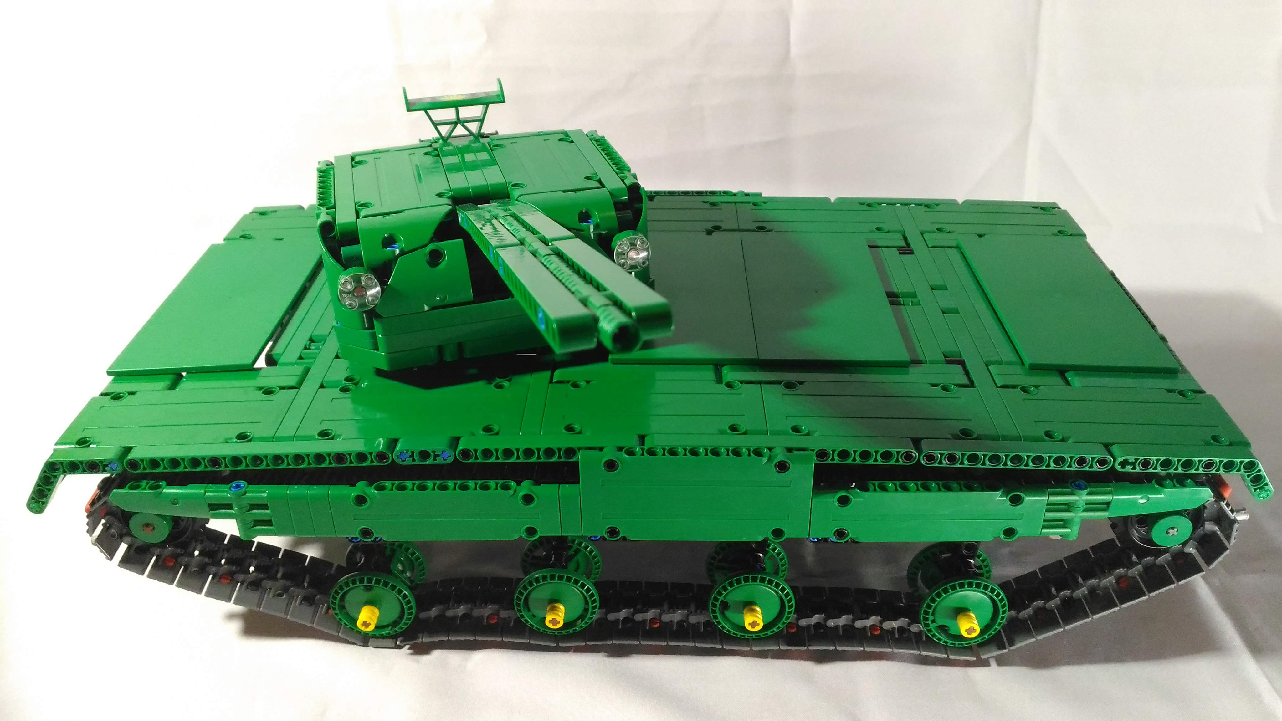 Mean Green Machine by braker23