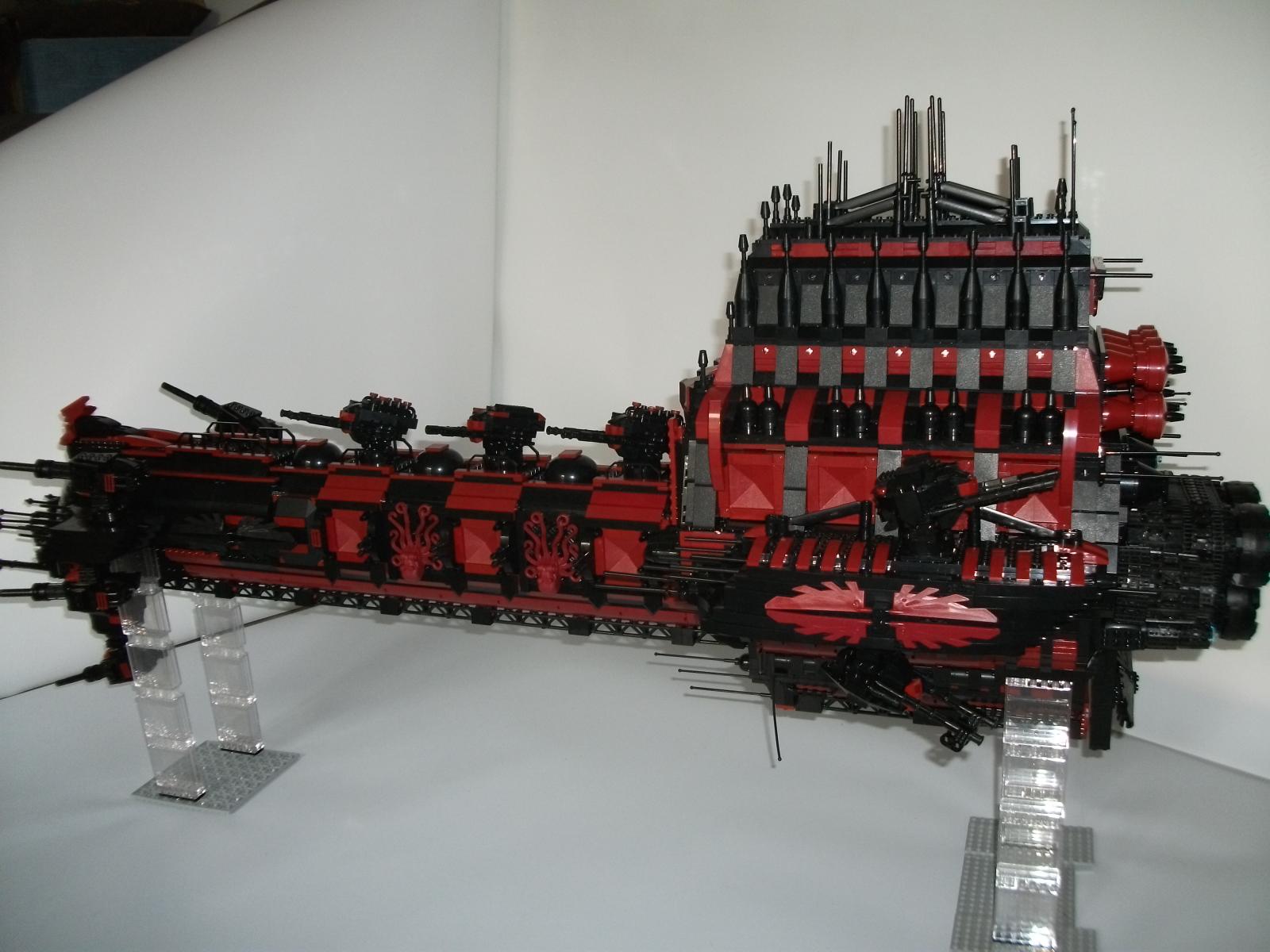 Concurs Tot ce zboara si nu se mananca – Creatia 5: Heavy Assault Titan Transporter