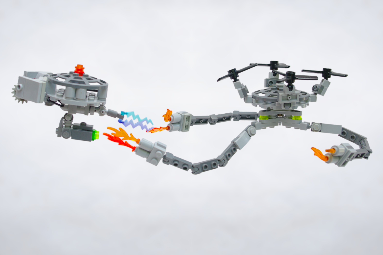 Concurs Tot ce zboara si nu se mananca – Creatia 11: Drone Wars