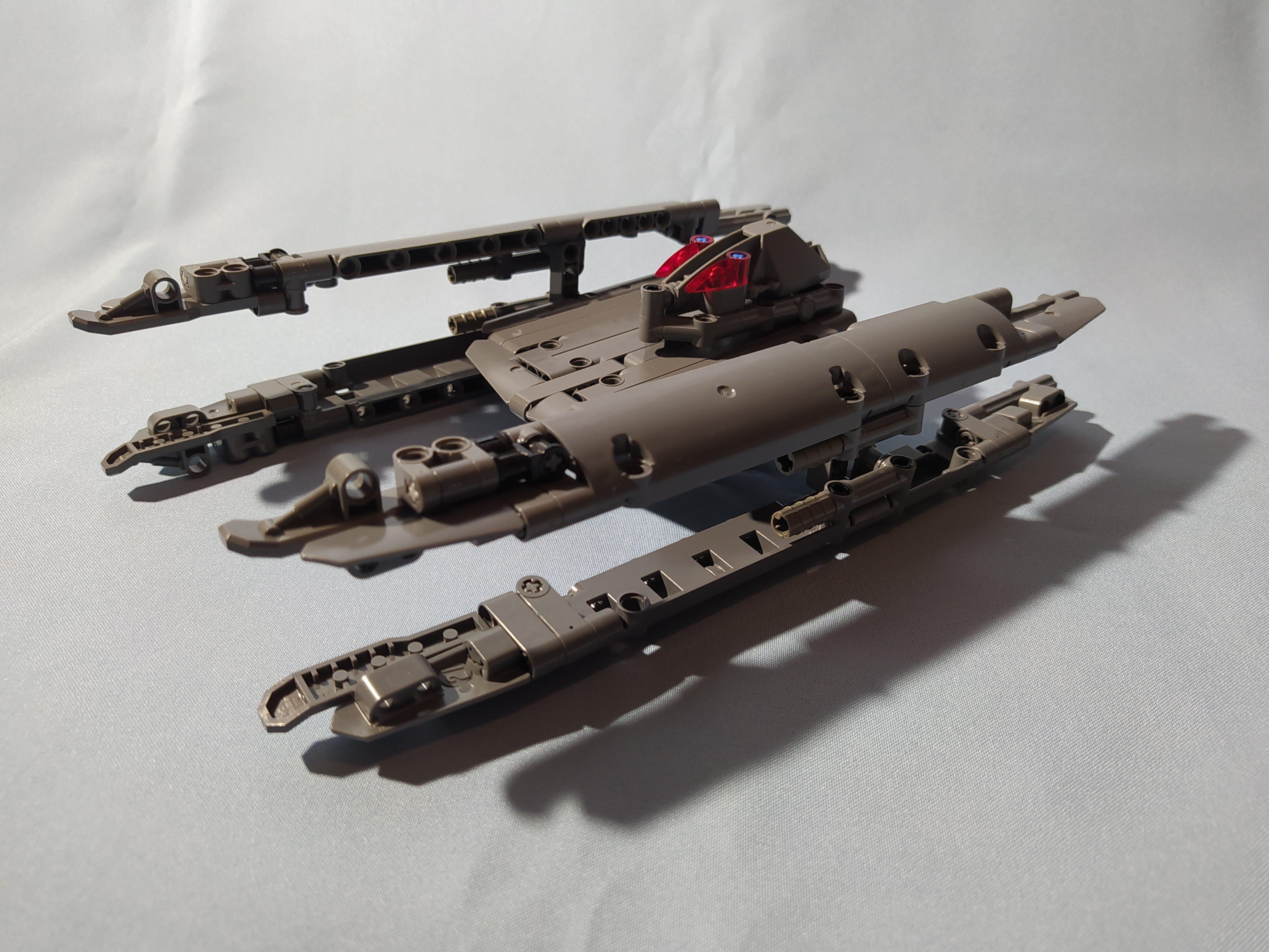Concurs Tot ce zboara si nu se mananca – Creatia 2: Separatist Vulture Droid