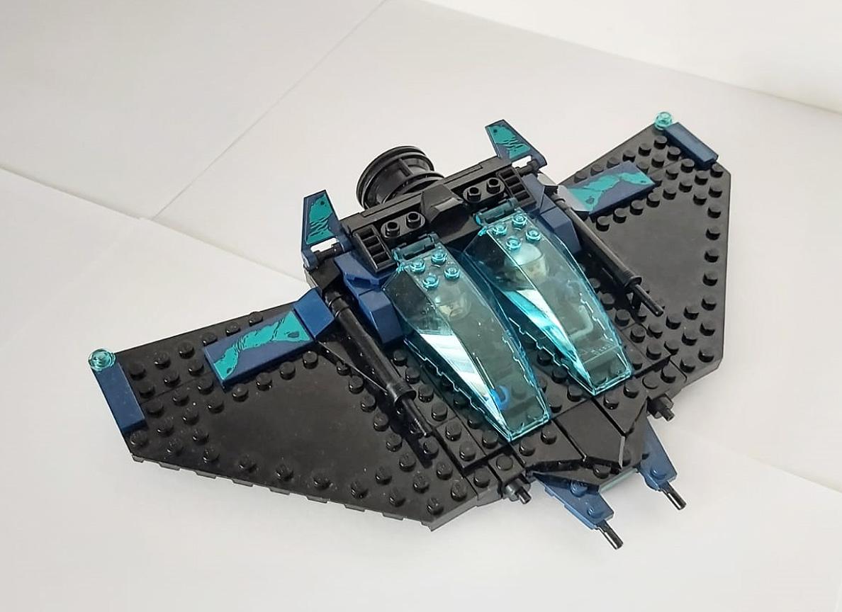 Concurs Tot ce zboara si nu se mananca – Creatia 4: Galactic Terran Stealth Interceptor