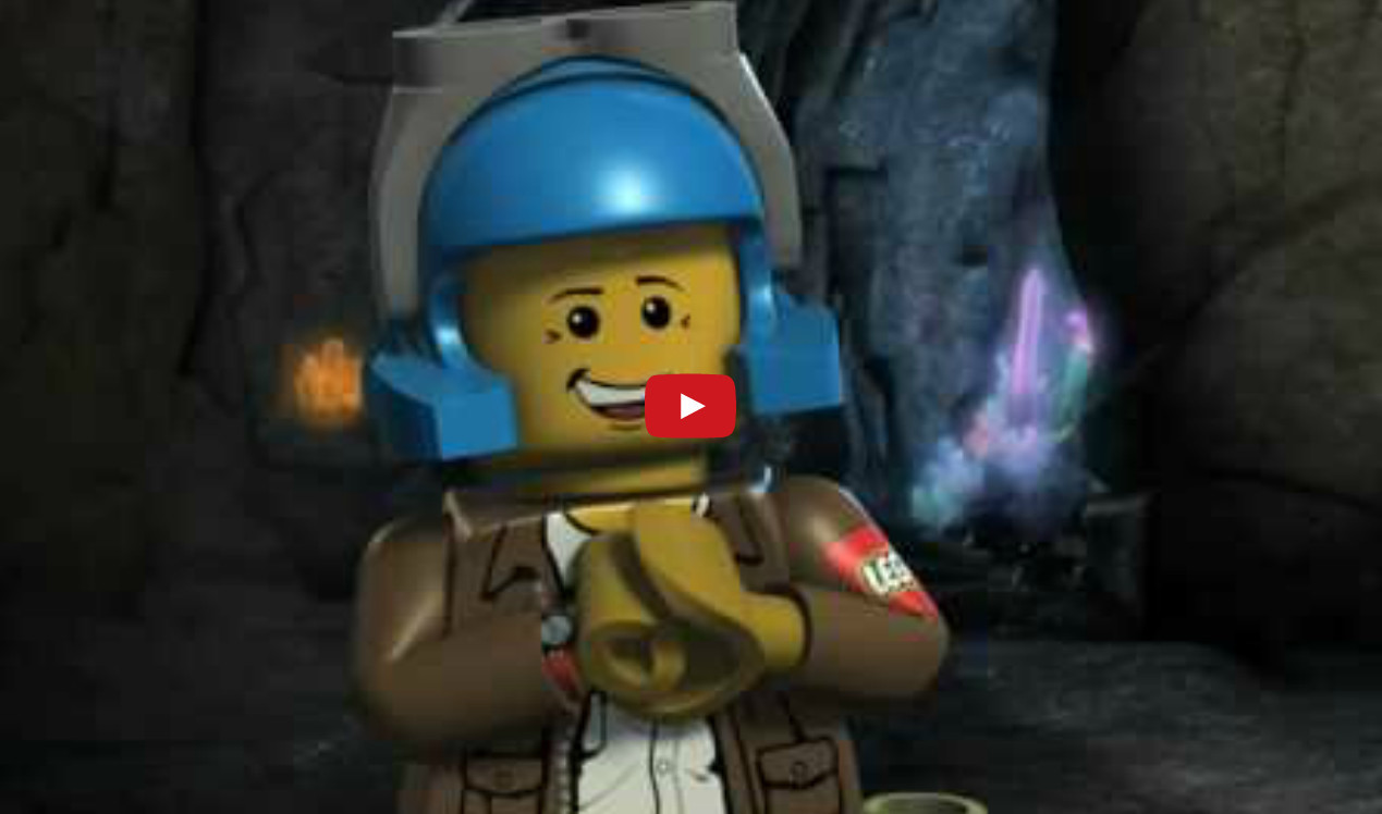 Nou film LEGO: The Adventures of Clutch Powers