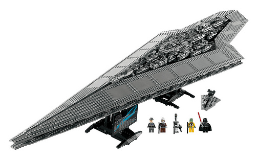 10221 Super Star Destroyer Executor
