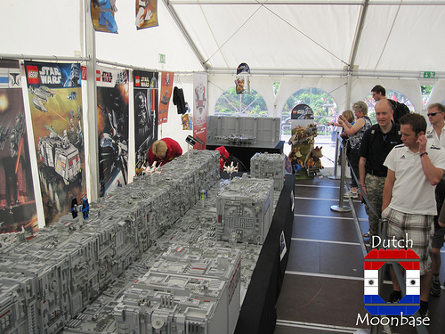 LEGOLAND Germania – Star Wars Fan Display