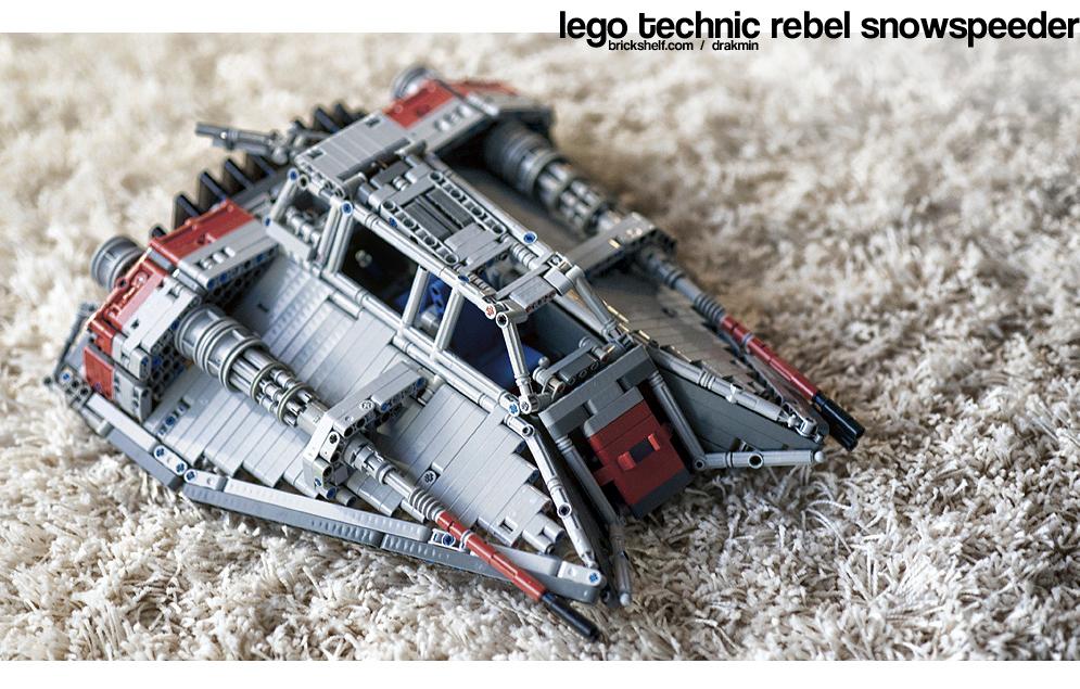 SW rebel Snowspeeder