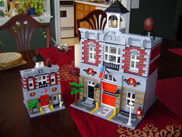 Ce face criza din lego