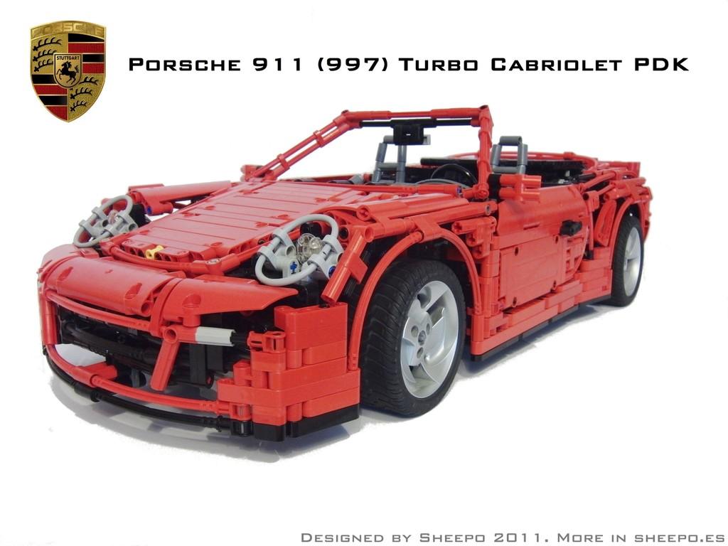 Porsche 911 (997) Turbo Cabriolet PDK