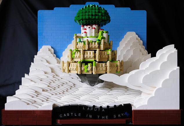 Castle in the Sky – Laputa