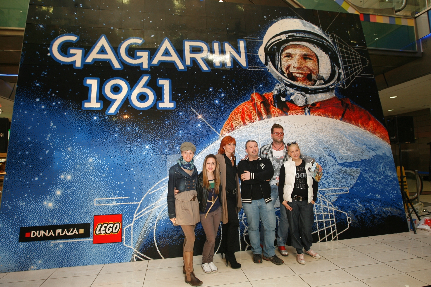 Gagarin 1961