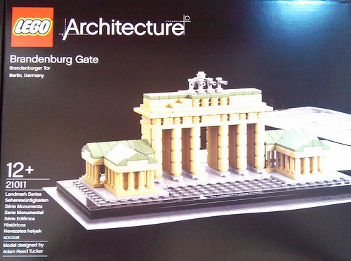 LEGO Architecture 21011 Brandenburg Gate