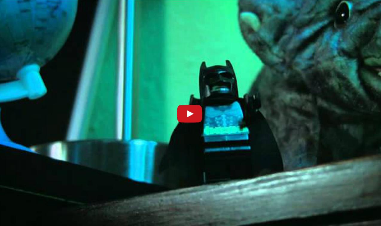 LEGO Super Heroes – Batman Teaser