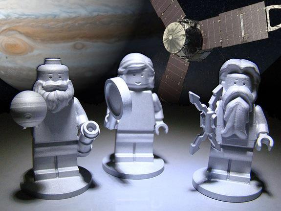 Lego Figs spre Jupiter