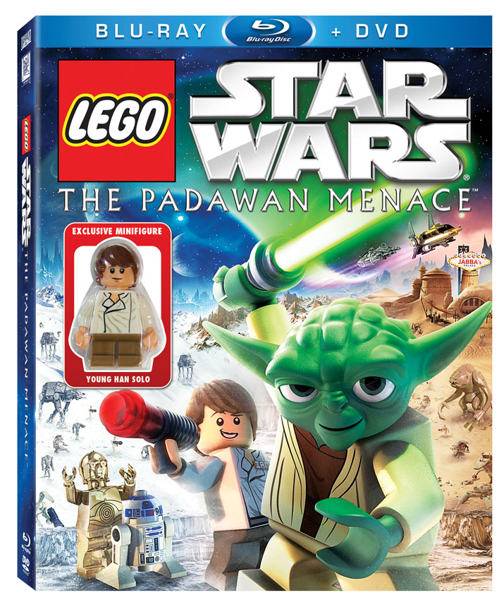 """The Padawan Menace"" Blu Ray + DVD Pre-Order"