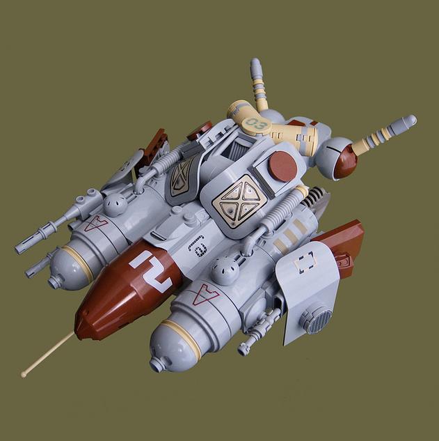 Ma.K – MH 30 Kraft Falter