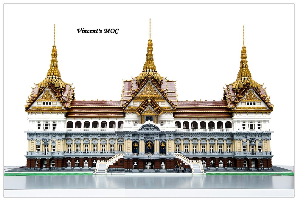 Marele Palat Regal din Thailanda