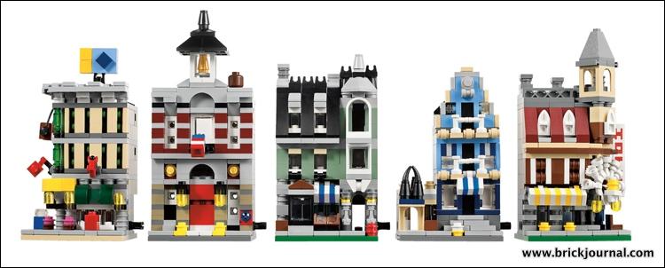 Miniscale modulars