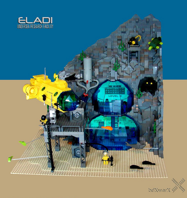 Eladi Undersea Research Facility 01
