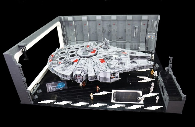Escape from Docking Bay 327