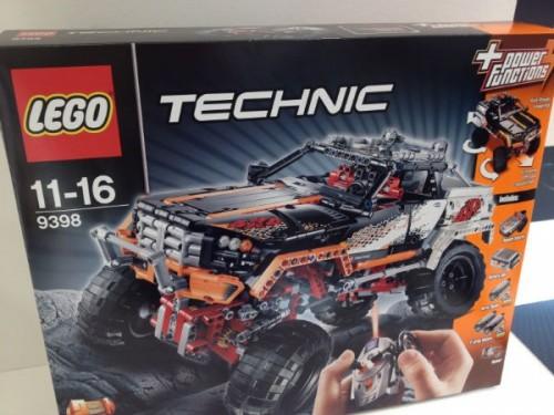 Tehnic: Setul 9398