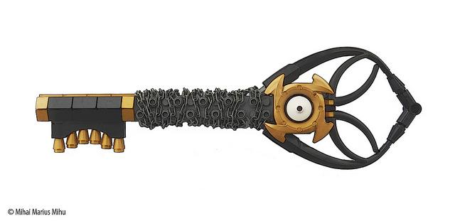 Demonic Key