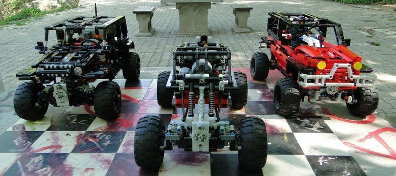 Concurs Trial Truck 2014 – Romania