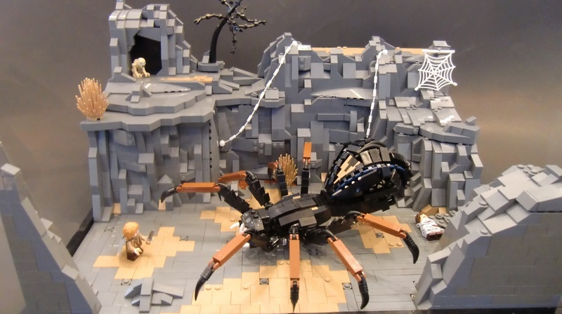 LOTR – Caught in a Web