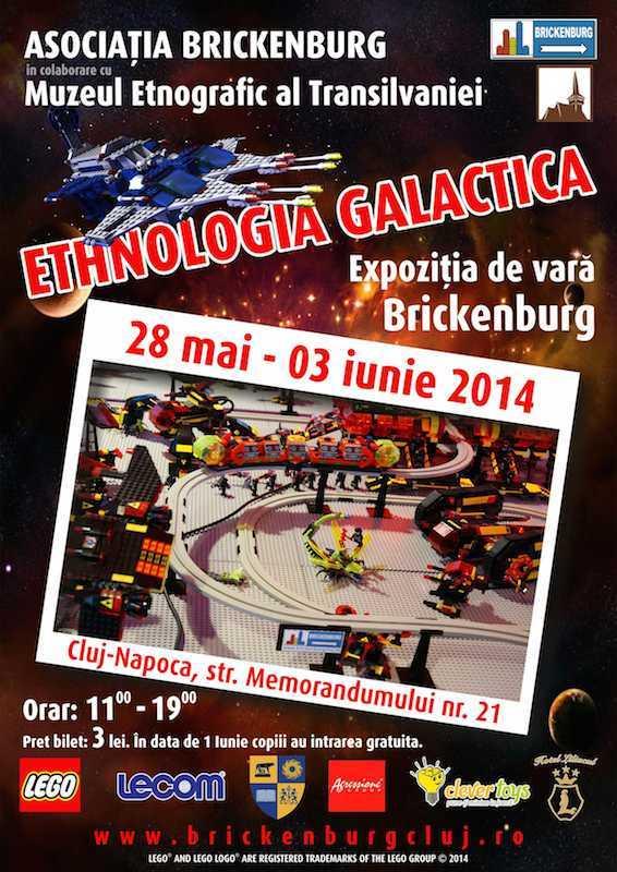 Ethnologia Galactica Expozitia de Vara Brickenburg