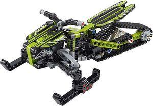 Review set 42021 – Snowmobile