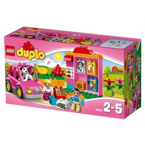 10% reducere la toata gama Lego Duplo Ville la Land Toys