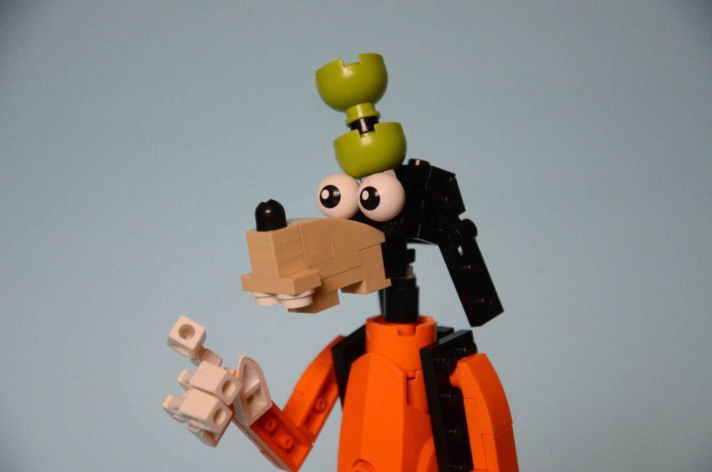 Lucrarea 5 – Goofy