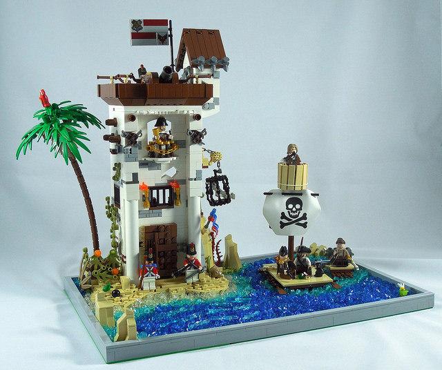 Sabre Island