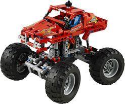 Review set 42005 – Monster Truck