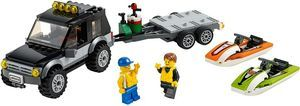 Review set 60058 – SUV with Watercraft
