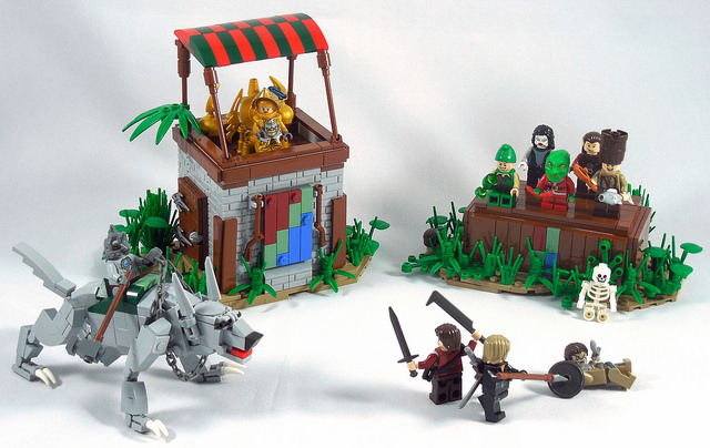 Fight in the Arena