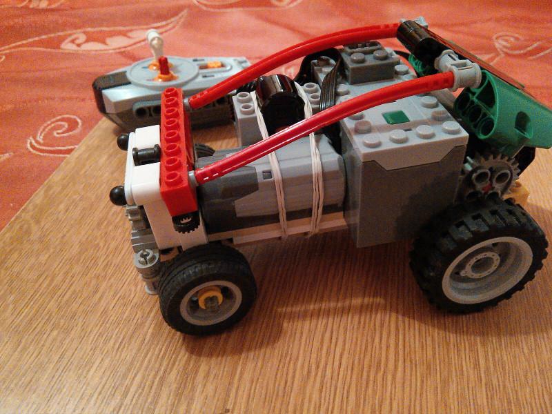 Concurs Mini-cars: Lucrarea 1