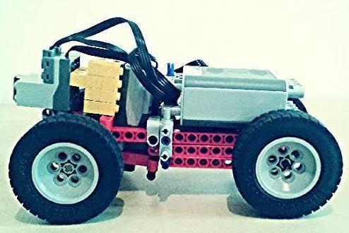 Concurs Mini-cars: Lucrarea 2