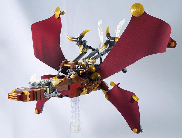 Velvet Leader's X-wing
