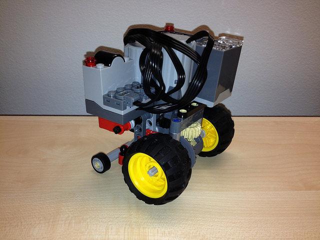 Concurs Mini-cars: Lucrarea 10