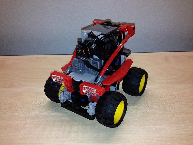 Concurs Mini-cars: Lucrarea 3