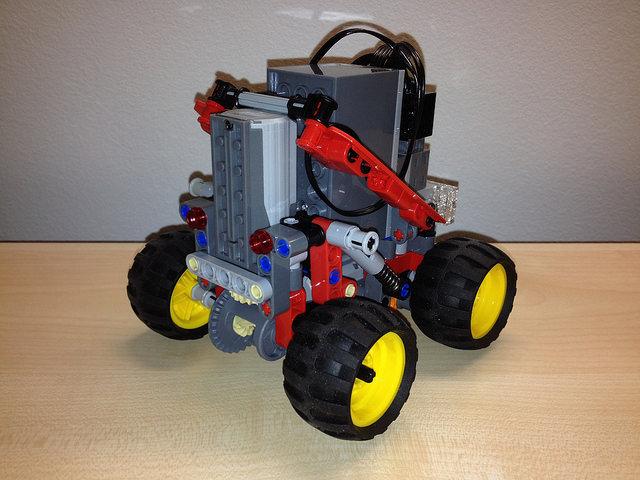 Concurs Mini-cars: Lucrarea 6