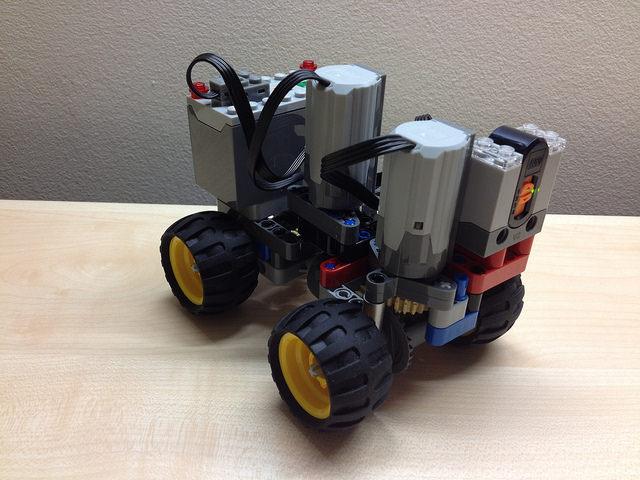 Concurs Mini-cars: Lucrarea 8
