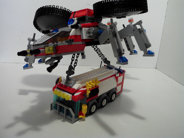 Creatia 2: Coruscant Voluntary Fire Dept No 1995