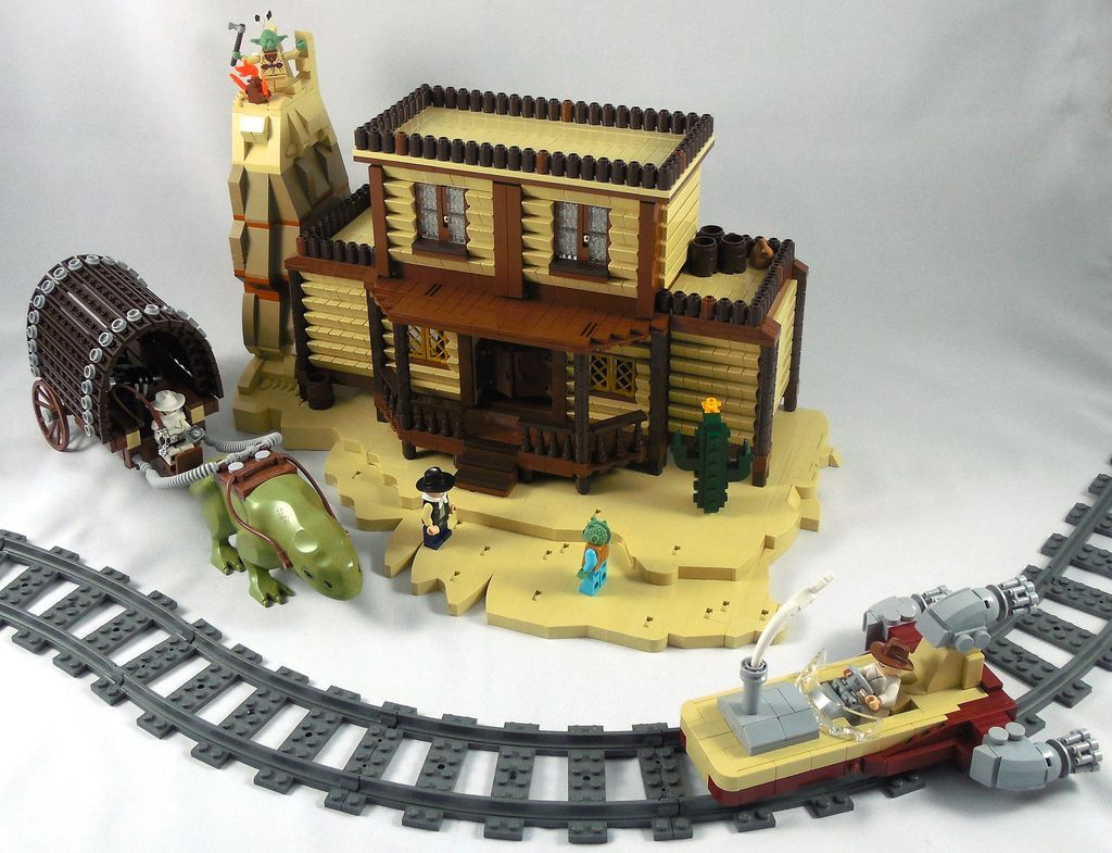 Creatia 3: Los Eisley Saloon