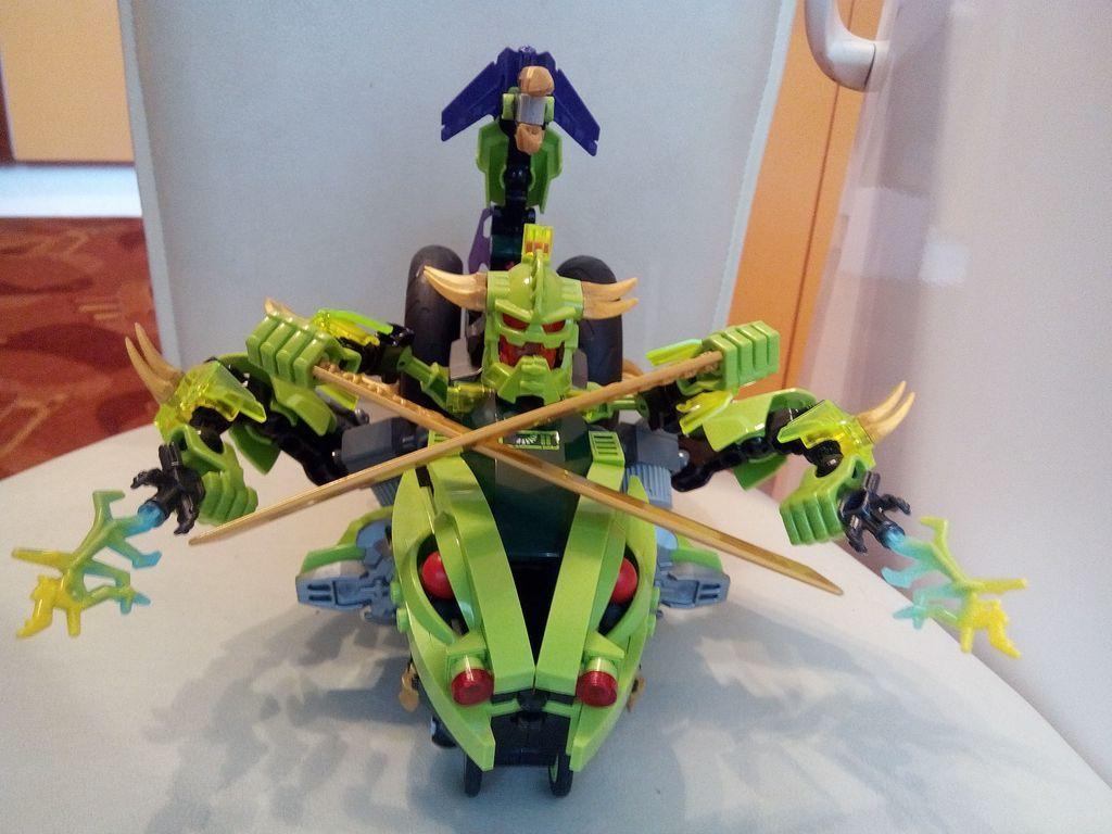 Creatia 4: Speeda Trike
